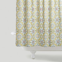 Mosaic Shower Curtain - World Market