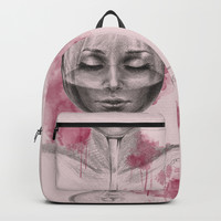 Till I disappear Backpack by edrawings38