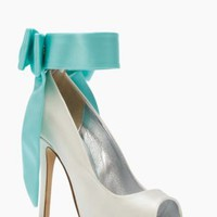 GRANDE BOW heels - kate spade new york