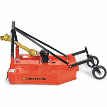 CountyLine Rotary Cutter SC, 4 ft. - For Life Out Here