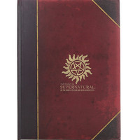 The Essential Supernatural: On the Road With Sam And Dean Winchester Book