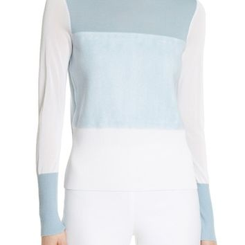 rag & bone Marissa Colorblock Merino Wool Sweater | Nordstrom