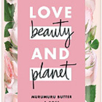 Love Beauty and Planet Murumuru Butter and Rose Blooming Color Shampoo | Ulta Beauty
