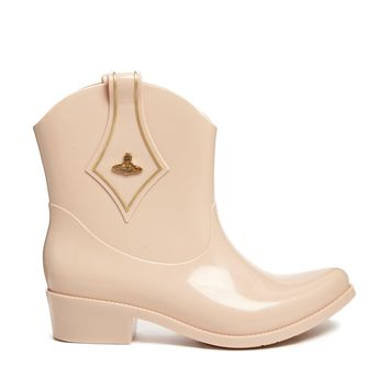 Vivienne Westwood For Melissa Protection 2 Orb Boots -