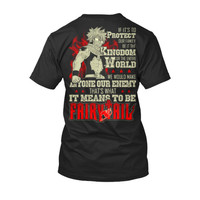Fairy Tail - That is what is means to be Fairy Tail -Men Short Sleeve T Shirt - SSID2016