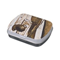 Door Knob Jelly Belly Candy Tin