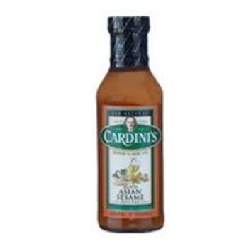 Cardini Roasted Asian Sesame Salad Dressing (6x12 Oz)