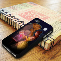 Beauty And The Beast iPhone 5 Or 5S Case