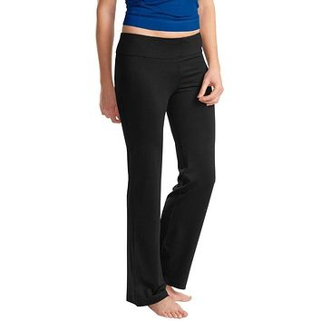 Womens Moisture Wicking Performance Pants