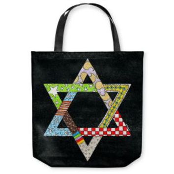 https://www.dianochedesigns.com/tote-bags-marley-ungaro-star-of-david-black.html