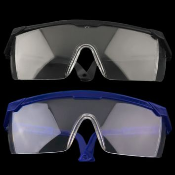 New Safety Eye Protection Glasses Goggles Lab Dust Paint Dental Industrial free shipping
