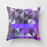 32768cylyrs Throw Pillow by Spires