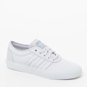 adidas Women's Gray adi Ease Sneakers at PacSun.com