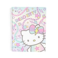 Hello Kitty Notebook: Pastel Pop Collection