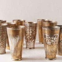 Vintage Brass Cup- Assorted One