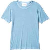 Sorona Tee - Light Indigo - Portland, Oregon - Olderbrother
