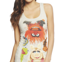 Muppets Group Tank | Wet Seal