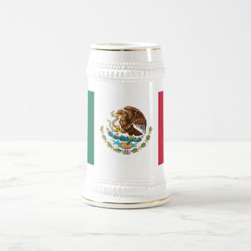 Mug with Flag of Mexico