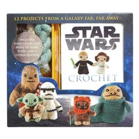 Thunder Bay Press 'Star Wars Crochet' Book & Kit | Nordstrom