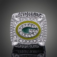 Green Bay Packers Super Bowl Ring
