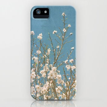 Reaching for Spring iPhone & iPod Case by Lisa Argyropoulos