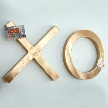 The Emily & Meritt XOXO Wall Décor, Set of 2