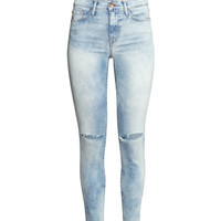 H&M Shaping Skinny Regular Jeans $49.95