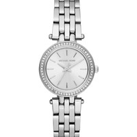Michael Kors Women's Petite Darci Stainless Steel Bracelet Watch 26mm MK3294