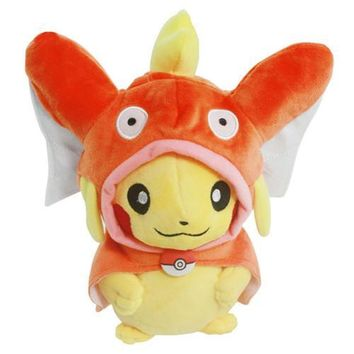 "9.8"" Pikachu Magikarp Pokemon Plush"
