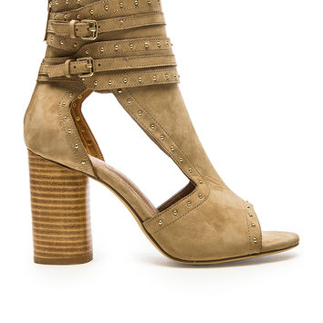 RAYE Matty Heel in Tan