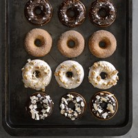 Williams-Sonoma Nonstick Doughnut Pan