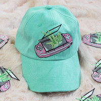 Embroidery patch PSP Tumblr vaporwave baseball cap kawaii