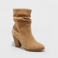 Booties Mossimo Supply Co.™ Cristina Taupe 9