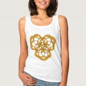 Women's Basic Sacred Geometry Tank Top