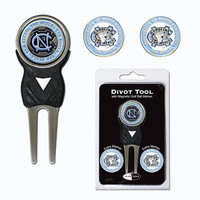 North Carolina Tar Heels NCAA Divot Tool Pack w-Signature Tool