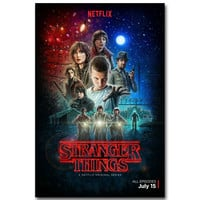 New Stranger Things Poster