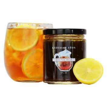 Sun Tea Jelly