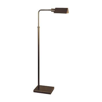 671 Pharmacy Floor Lamp In Bronze