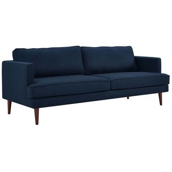 Agile Fabric Sofa With Removable Cushion Covers