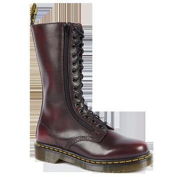 Dr Martens 9733 Boot RED VINTAGE - Doc Martens Boots and Shoes