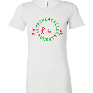 A Tribe Called Quest Bella Ladies Favorite Tee Shirt