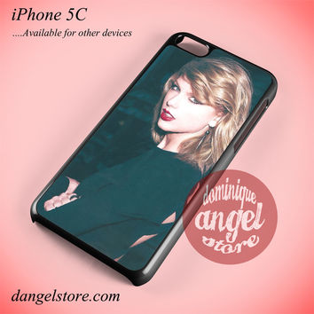 Beautiful Taylor Swift Picture Phone case for iPhone 5C and another iPhone devices