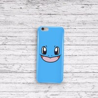 Pokemon Squirtle iPhone 5 5c 6 6plus and Samsung Galaxy S5 Case