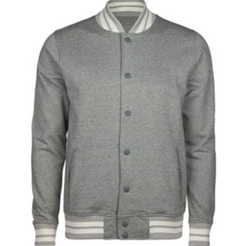 BROOKLYN CLOTH Mens Varsity Jacket