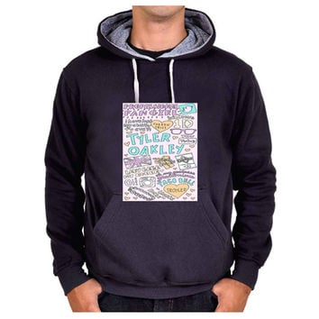 Tyler Oakley Quotes CaseJellyfish 4bd4e6af-7c6d-428d-b5ec-97b0cf9e5b95 For Man Hoodie and Woman Hoodie S / M / L / XL / 2XL *02*