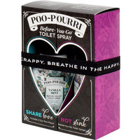 share love not stink gift set