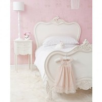 Petit Prince White Single Bed