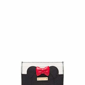 kate spade new york for minnie mouse minnie card case | Kate Spade New York