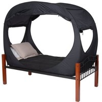 Privacy Pop Bed Tent:Amazon:Home & Kitchen