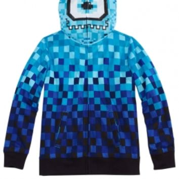 3d Mask Zip-up Hoodie | Boys Tops Clearance | Shop Brothers
